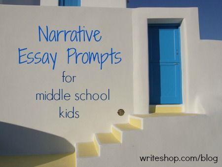 descriptive essays middle school